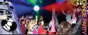 Club Powerhouse Damce Party