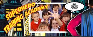 Superhero Training Academy